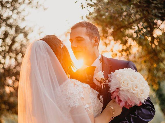 Il matrimonio di Simone e Valentina a Fauglia, Pisa 40