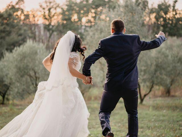 Il matrimonio di Simone e Valentina a Fauglia, Pisa 44