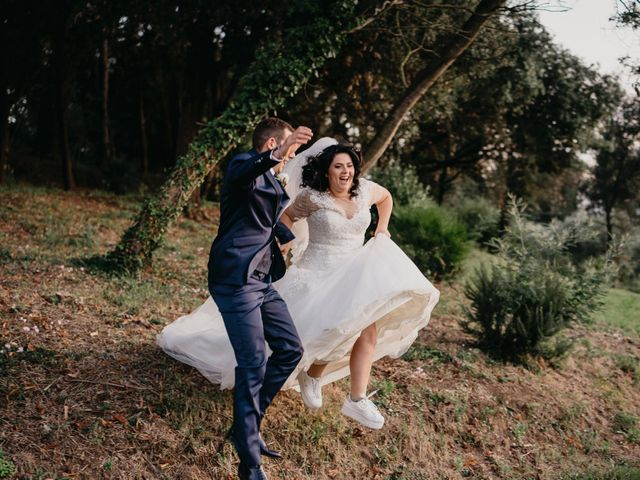 Il matrimonio di Simone e Valentina a Fauglia, Pisa 45