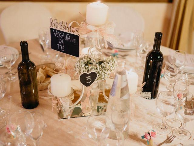 Il matrimonio di Simone e Valentina a Fauglia, Pisa 50