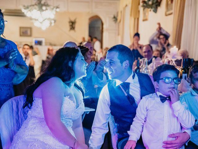 Il matrimonio di Simone e Valentina a Fauglia, Pisa 59
