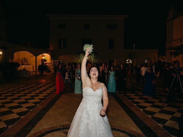 Il matrimonio di Simone e Valentina a Fauglia, Pisa 70