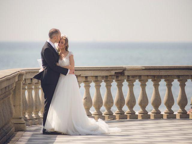 Il matrimonio di Carlo e Camilla a Livorno, Livorno 14