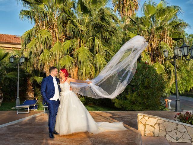 Il matrimonio di Antonio e Fabiola a Foggia, Foggia 13