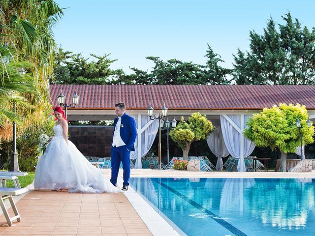 Il matrimonio di Antonio e Fabiola a Foggia, Foggia 16