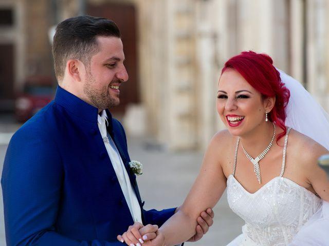 Il matrimonio di Antonio e Fabiola a Foggia, Foggia 17