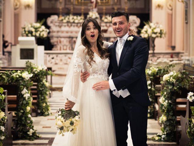 Il matrimonio di Anna e Gennaro a Castellammare di Stabia, Napoli 17