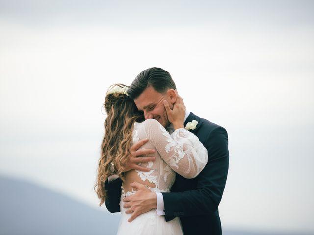 Il matrimonio di Anna e Gennaro a Castellammare di Stabia, Napoli 1