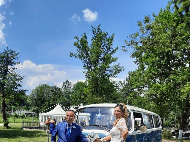 Il matrimonio di Pasquale e Angelica a Cassano Valcuvia, Varese 1