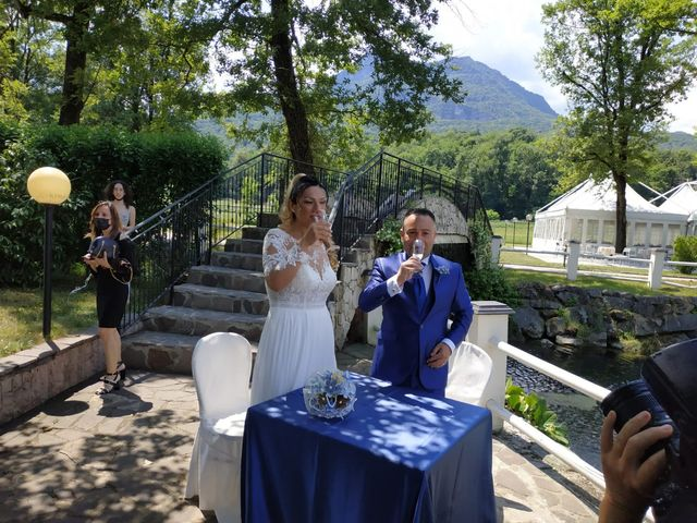 Il matrimonio di Pasquale e Angelica a Cassano Valcuvia, Varese 2