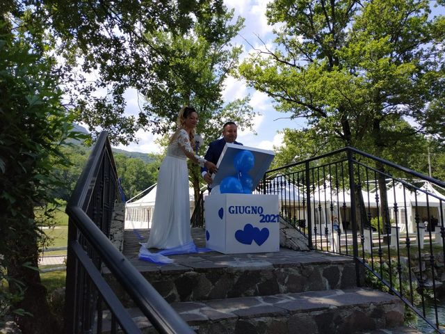 Il matrimonio di Pasquale e Angelica a Cassano Valcuvia, Varese 3