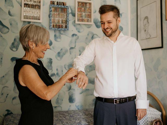 Il matrimonio di Mattia e Ambra a Vergiate, Varese 4