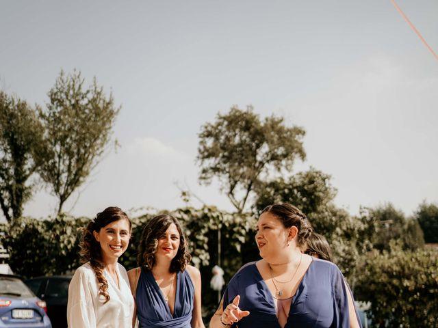 Il matrimonio di Mattia e Ambra a Vergiate, Varese 13