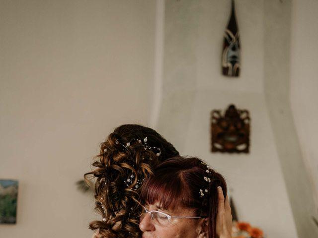 Il matrimonio di Mattia e Ambra a Vergiate, Varese 16