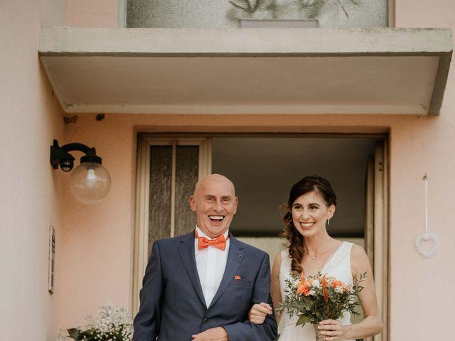 Il matrimonio di Mattia e Ambra a Vergiate, Varese 20