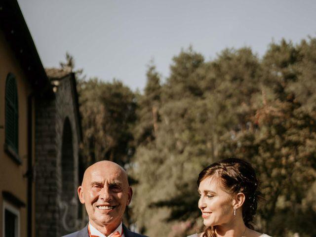 Il matrimonio di Mattia e Ambra a Vergiate, Varese 24