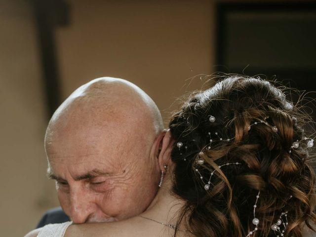 Il matrimonio di Mattia e Ambra a Vergiate, Varese 27