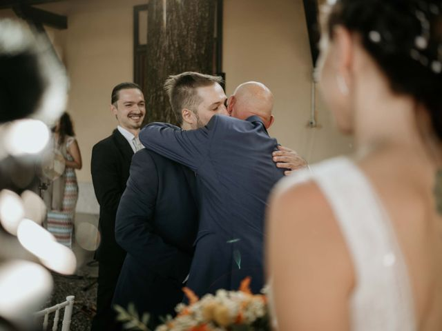 Il matrimonio di Mattia e Ambra a Vergiate, Varese 28