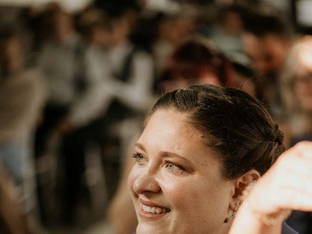 Il matrimonio di Mattia e Ambra a Vergiate, Varese 32