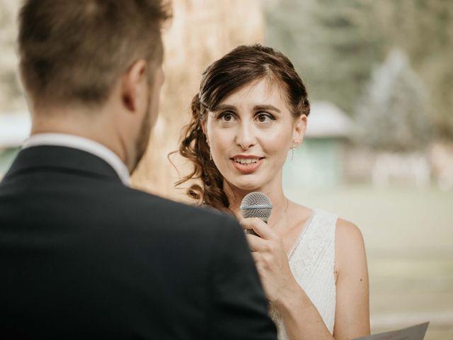 Il matrimonio di Mattia e Ambra a Vergiate, Varese 38
