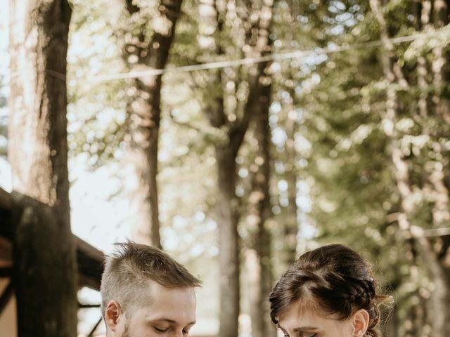 Il matrimonio di Mattia e Ambra a Vergiate, Varese 41