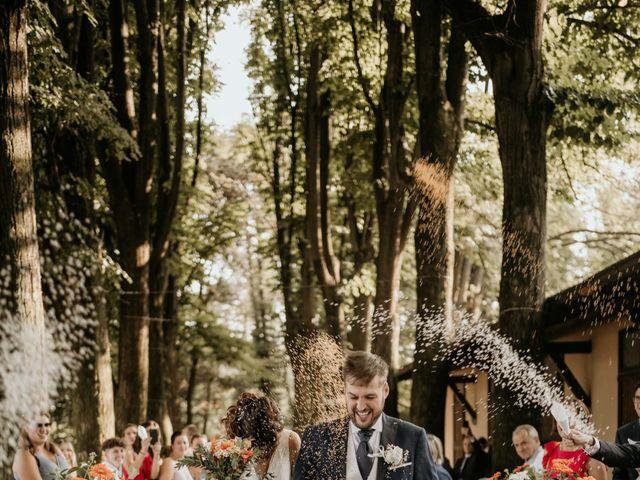 Il matrimonio di Mattia e Ambra a Vergiate, Varese 2