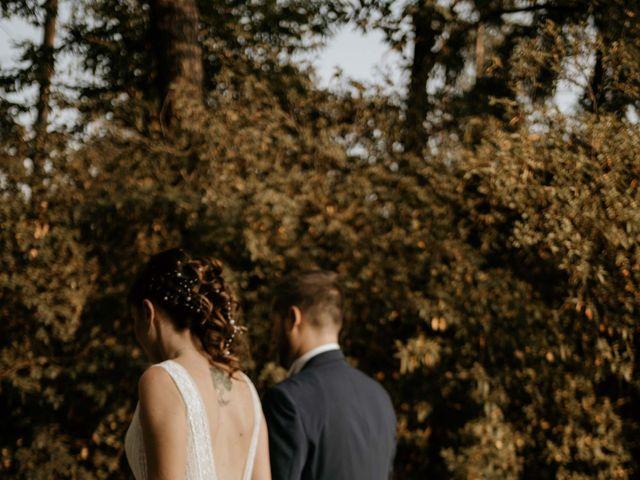 Il matrimonio di Mattia e Ambra a Vergiate, Varese 43