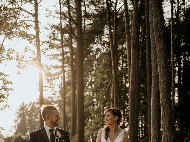 Il matrimonio di Mattia e Ambra a Vergiate, Varese 44