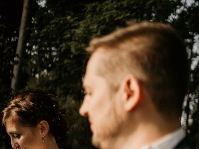 Il matrimonio di Mattia e Ambra a Vergiate, Varese 48