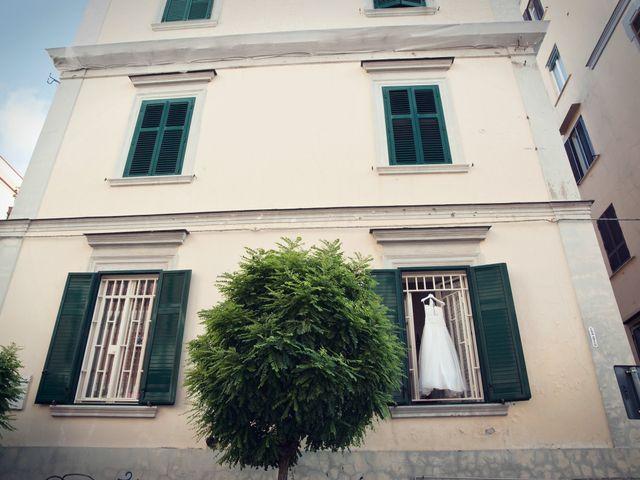 Il matrimonio di Tiziana e Gianfranco a Napoli, Napoli 9