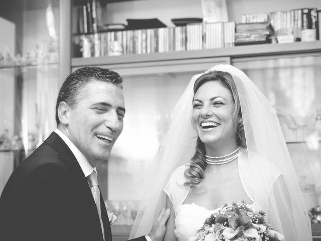 Il matrimonio di Tiziana e Gianfranco a Napoli, Napoli 22
