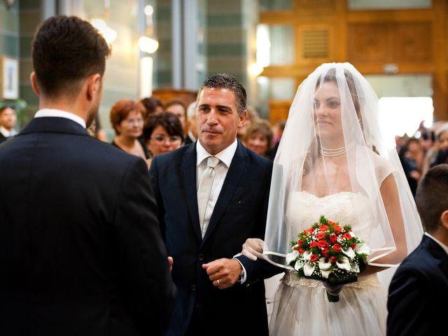 Il matrimonio di Tiziana e Gianfranco a Napoli, Napoli 30