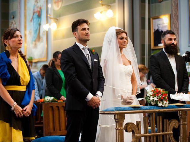Il matrimonio di Tiziana e Gianfranco a Napoli, Napoli 37