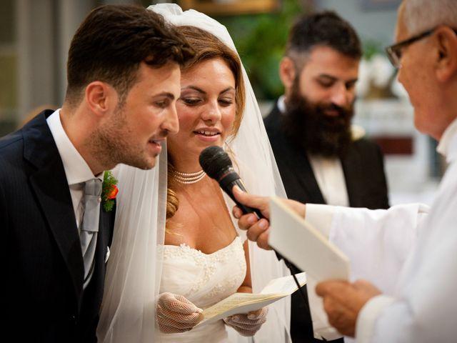 Il matrimonio di Tiziana e Gianfranco a Napoli, Napoli 38