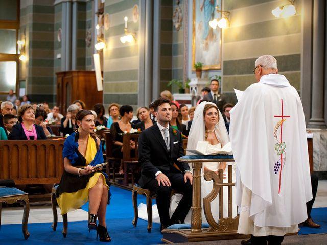 Il matrimonio di Tiziana e Gianfranco a Napoli, Napoli 43