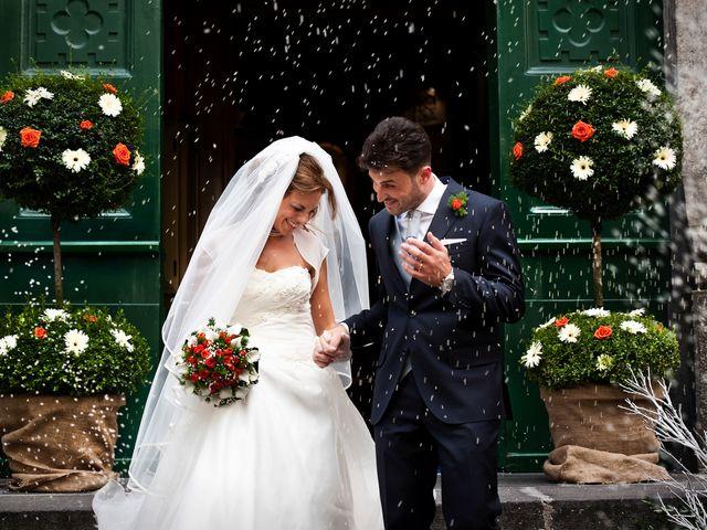 Il matrimonio di Tiziana e Gianfranco a Napoli, Napoli 48