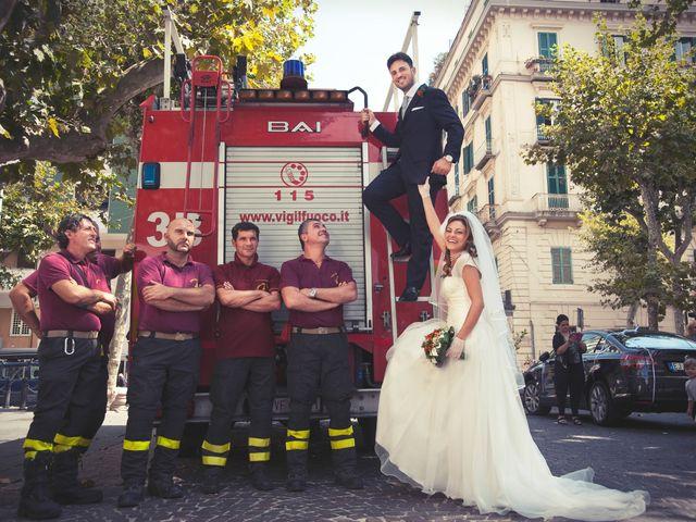 Il matrimonio di Tiziana e Gianfranco a Napoli, Napoli 54