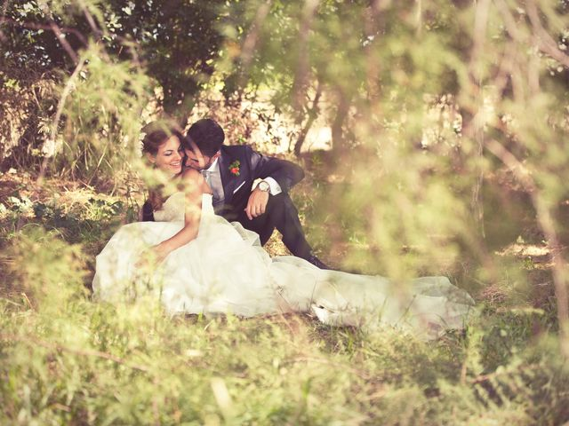 le nozze di Gianfranco e Tiziana