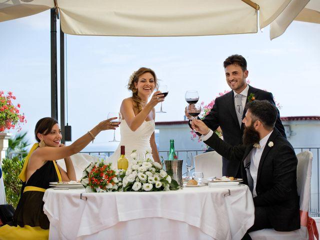 Il matrimonio di Tiziana e Gianfranco a Napoli, Napoli 65