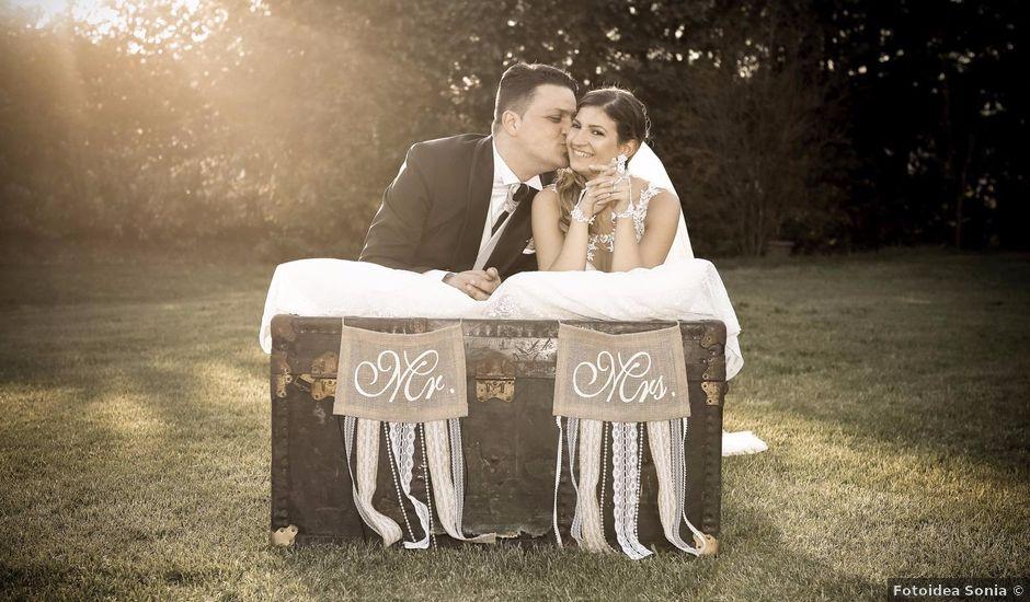 Il matrimonio di Danilo e Sefora a Varese, Varese