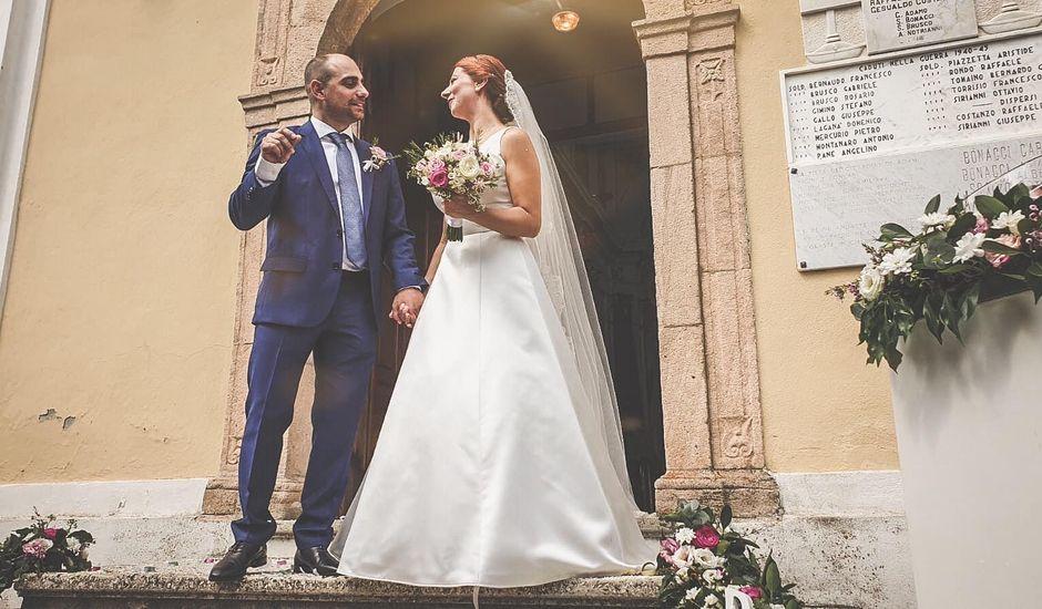 Il matrimonio di Antonella e Giovanni a Decollatura, Catanzaro
