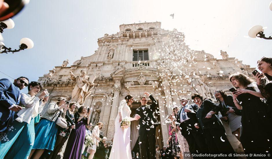 Il matrimonio di Giuseppe e Raffaella a Acireale, Catania