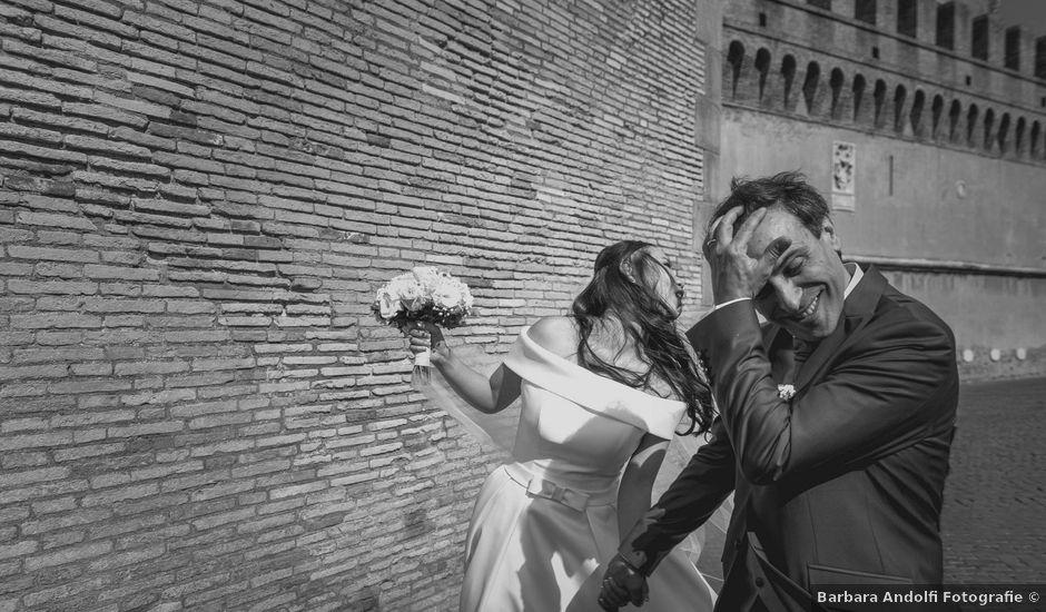 Il matrimonio di Roberto e Ying a Roma, Roma