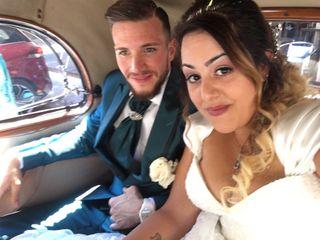 Le nozze di Cristina e Tommaso  3