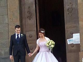 Le nozze di Alessandra  e Erich 1