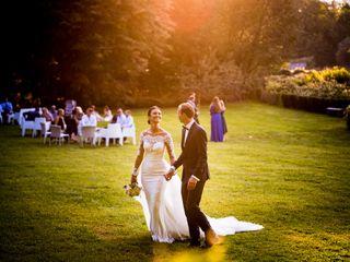 Le nozze di Sofia e Kevin