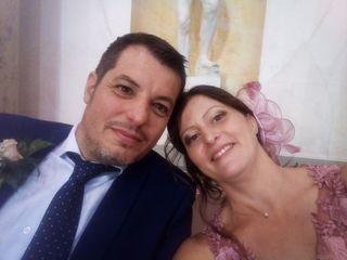 Le nozze di Angela e Fabrizio