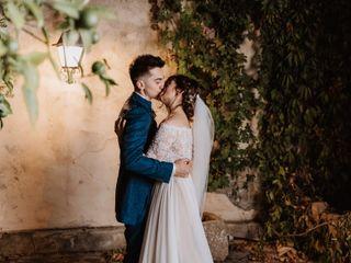 Le nozze di Marcello e Federica