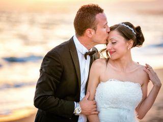 Le nozze di Lilly e Davide