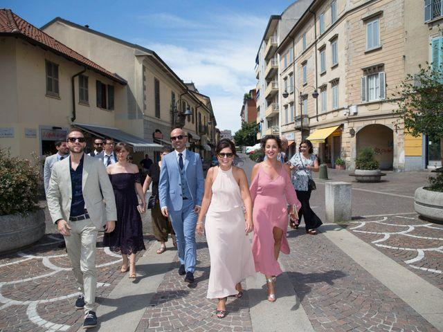 Il matrimonio di Marco e Valentina a Corsico, Milano 30
